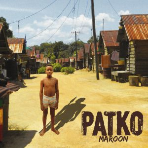 Pack Promo Patko Maroon + Just take it easy