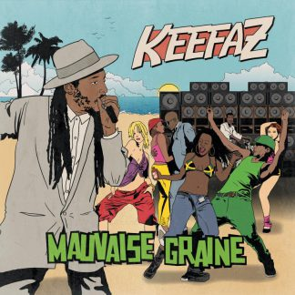 CD Keefaz - Mauvaise Graine
