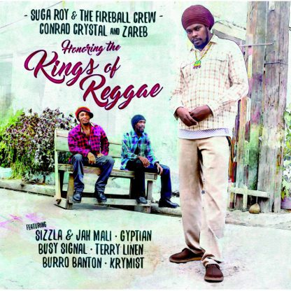 CD Suga Roy - Honoring the Kings of Reggae