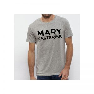 T-Shirt MARY L'ASTERISK - Homme