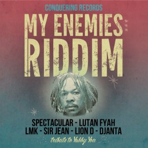 "LP 45"" - LMK / Lion D - My Enemies Riddim"