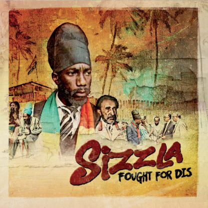 LP Sizzla - Fought For Dis